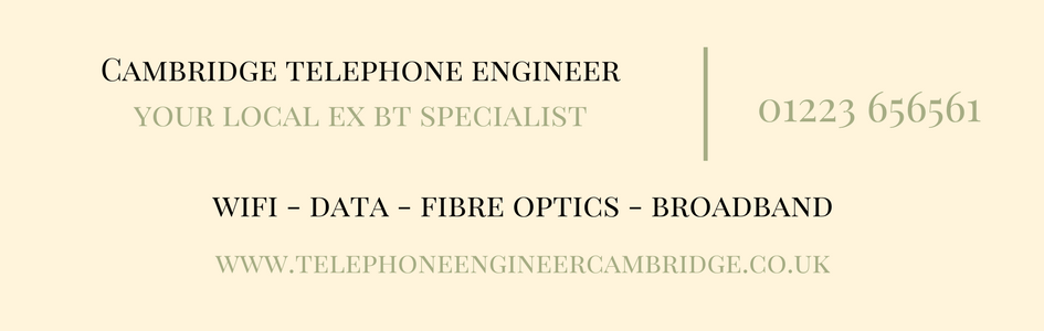Eastern England ex BT Engineers