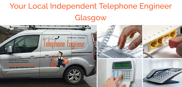 Scotland ex bt engineers covering the Scotland areas