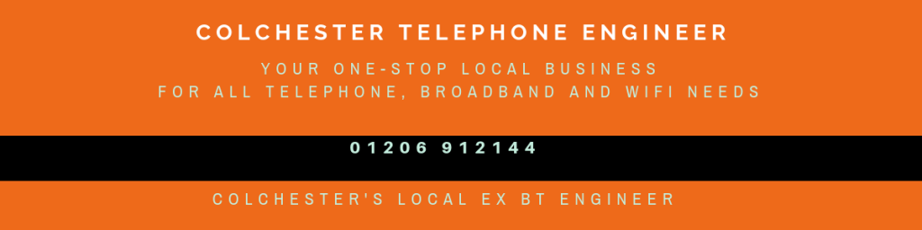 London and South East ex BT engineers showing the link to Eastern England Ex BT Colchester telephone engineer