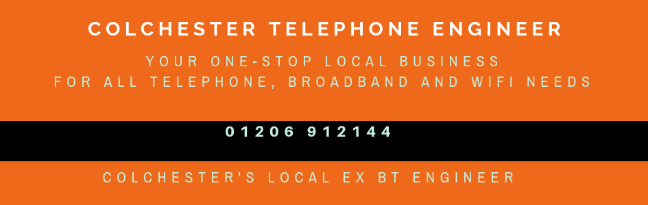 Eastern England Ex BT Colchester telephone engineer