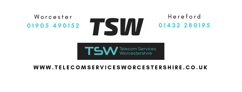 TSW are West Midlands ex BT Engineers