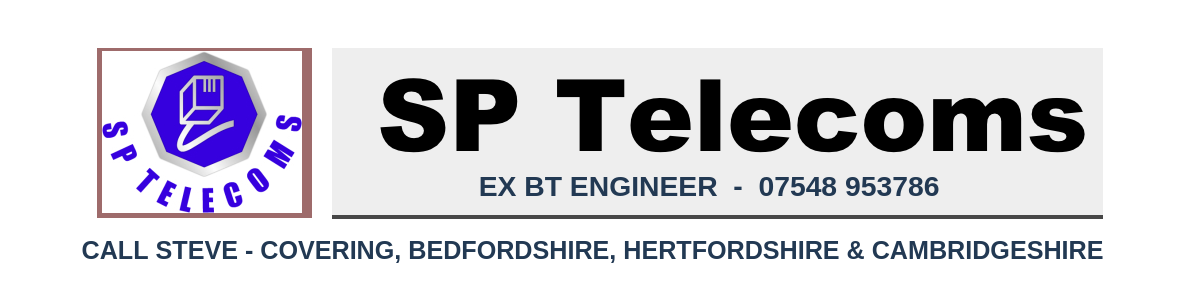 SP Telecom - Eastern England ex BT Engineers