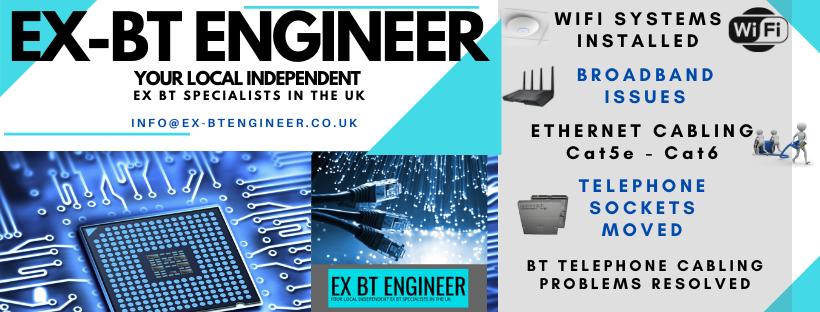 ex bt engineer logo
